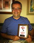 PP1CZ recebe placa Honor Roll
