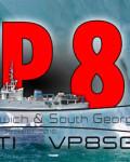 South Sandwich VP8STI  & South Georgia VP8SGI